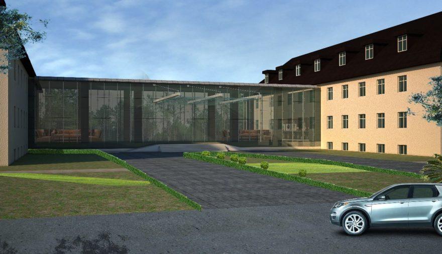 4 sterne hotel kommt auf den fliegerhorst haushalt vertagt erlensee aktuell for Hotels auf juist 4 sterne
