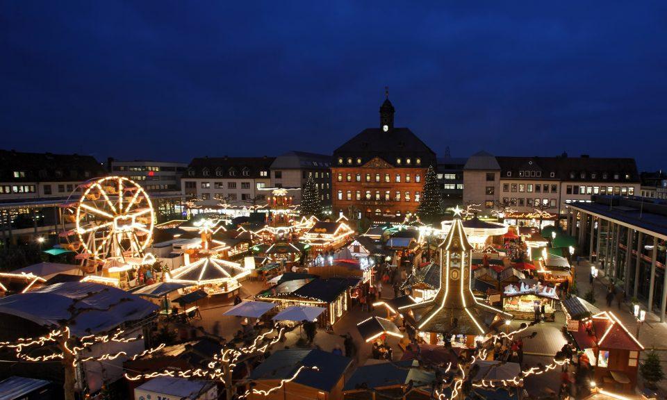 Weihnachtsmarkt Hanau.Märchenhafte Weihnacht In Hanau Erlensee Aktuell