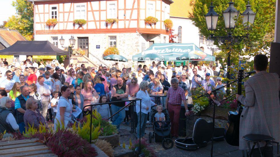 Tausende Besucher beim 15. Mais- und Kürbisfest in Bruchköbel ...